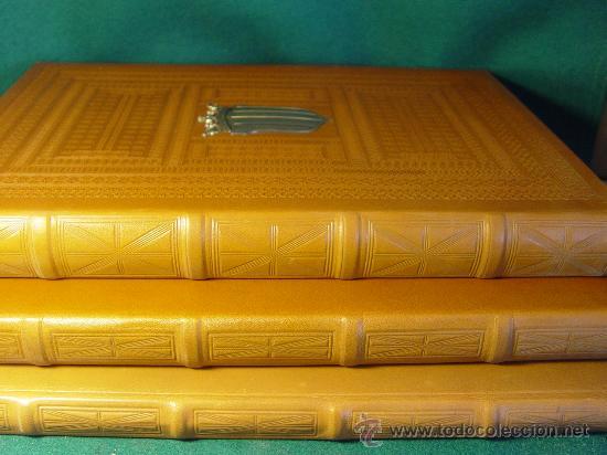 Libros antiguos: ELS FURS. FACSIMIL. VICENT GARCÍA EDITORES. EDICIÓN LUJO NUMERADA. 3 TOMOS. VALENCIA 1976 - Foto 4 - 27187782