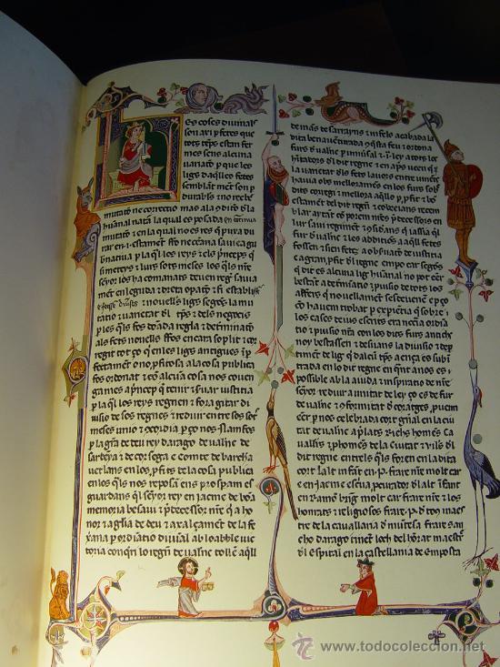 Libros antiguos: ELS FURS. FACSIMIL. VICENT GARCÍA EDITORES. EDICIÓN LUJO NUMERADA. 3 TOMOS. VALENCIA 1976 - Foto 5 - 27187782