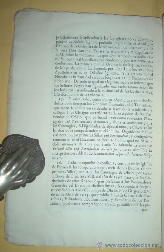 Libros antiguos: 1747-HISTORIA DE SEVILLA.GENEALOGÍA.REYES Y TEMPLOS.PUEDE PAGARSE A PLAZOS - Foto 5 - 26264388