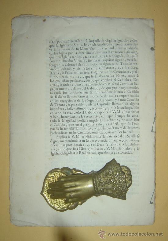 Libros antiguos: 1747-HISTORIA DE SEVILLA.GENEALOGÍA.REYES Y TEMPLOS.PUEDE PAGARSE A PLAZOS - Foto 6 - 26264388