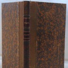 Libros antiguos: 1858.- DICCIONARIO HISTORICO DE LAS ORDENES DE CABALLERIA, RELIGIOSAS, CIVILES Y MILITARES. Lote 26564325