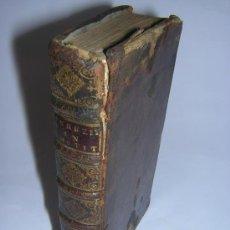 Libros antiguos: 1689 - ANTONIO PEREZ - INSTITUTIONES IMPERIALES. Lote 25953543