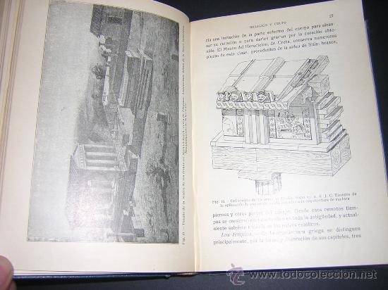 Libros antiguos: 1924 - LAMER - CIVILIZACIONES ANTIGUAS: ORIENTE PROXIMO, GRECIA, ROMA - GUSTAVO GILI - Foto 6 - 26205653