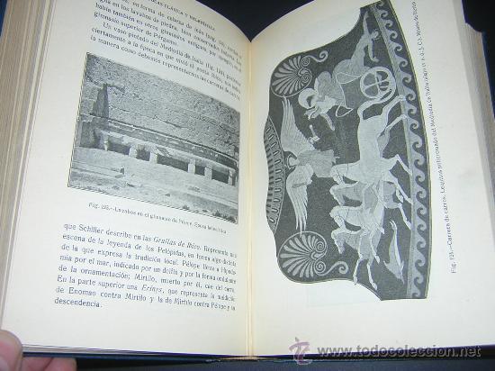 Libros antiguos: 1924 - LAMER - CIVILIZACIONES ANTIGUAS: ORIENTE PROXIMO, GRECIA, ROMA - GUSTAVO GILI - Foto 7 - 26205653