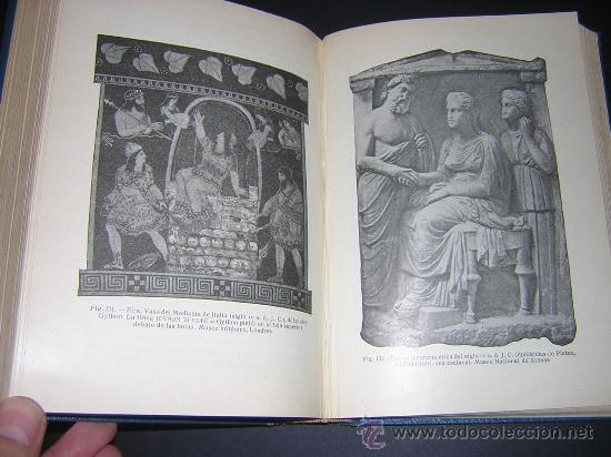 Libros antiguos: 1924 - LAMER - CIVILIZACIONES ANTIGUAS: ORIENTE PROXIMO, GRECIA, ROMA - GUSTAVO GILI - Foto 8 - 26205653