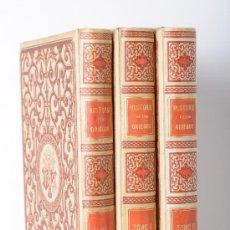 Libros antiguos: HISTORIA DE LOS GRIEGOS, 3 TOMOS, MONTANER Y SIMON EDITORES POR VICTOR DURUY, AÑO 1890-91. Lote 26583636