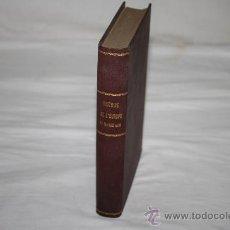 Libros antiguos: 1400-'HISTORIE DE L'EUROPE AU MOYEN AGE (395-1270) PAR BÉMOT & MONOD. NOUVELLE ÈDITION REFONDUE 1921. Lote 27491922