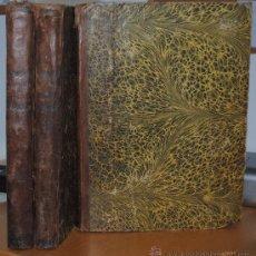 Libros antiguos: AÑO 1851.- HISTORIA DE FRANCIA DESDE LOS TIEMPOS MÁS REMOTOS. ANQUETIL, LOUIS PIERRE (1723-1806) . Lote 27816512