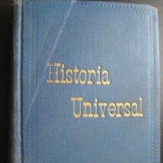 Libros antiguos: ELEMENTOS DE HISTORIA UNIVERSAL. SÁNCHEZ Y CASADO, FÉLIX. 1926. Lote 28001014