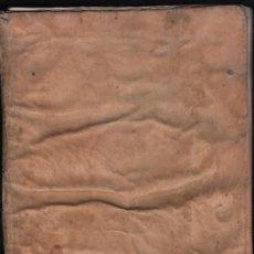 Libros antiguos: ORIGEN DE LAS DIGNIDADES SEGLARES DE CASTILLA Y LEON. 1618. 1ª ED. BELLA PORTADA. . Lote 28226184