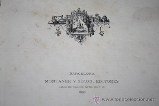 Libros antiguos: 1637- 'LA CIVILIZACIÓN DE LOS ARABES' POR EL DR. GUSTAVO LE BON TRAD. LUIS CARRERAS - 1886 - Foto 2 - 28577452