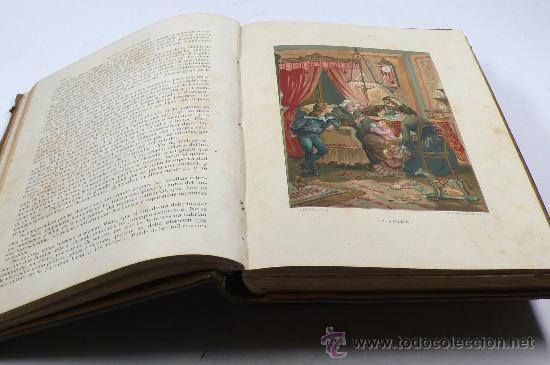 Libros antiguos: El libro de las madres, Francisco Nacente. 2 vol. 1880 aprox. 32x23 cm. - Foto 4 - 28785358