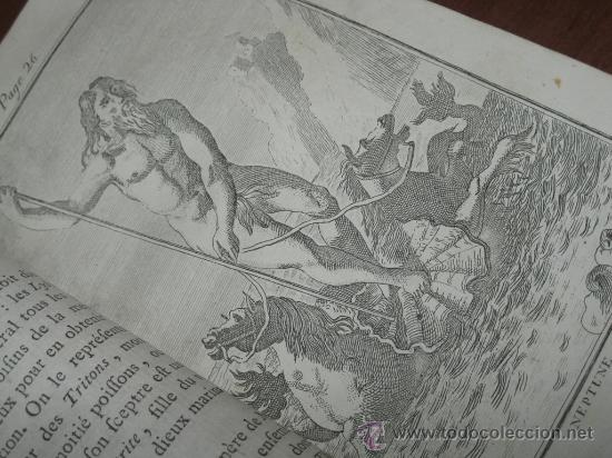 Libros antiguos: Élémens de Mythologie, Bassville, 1789. Posee 38 grabados - Foto 13 - 29356023