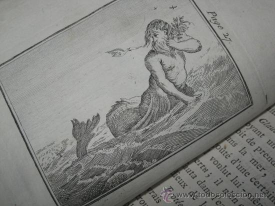 Libros antiguos: Élémens de Mythologie, Bassville, 1789. Posee 38 grabados - Foto 14 - 29356023