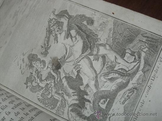 Libros antiguos: Élémens de Mythologie, Bassville, 1789. Posee 38 grabados - Foto 15 - 29356023