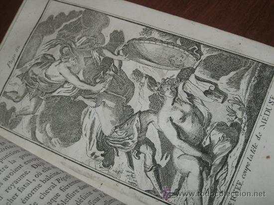 Libros antiguos: Élémens de Mythologie, Bassville, 1789. Posee 38 grabados - Foto 17 - 29356023