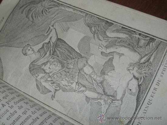 Libros antiguos: Élémens de Mythologie, Bassville, 1789. Posee 38 grabados - Foto 18 - 29356023