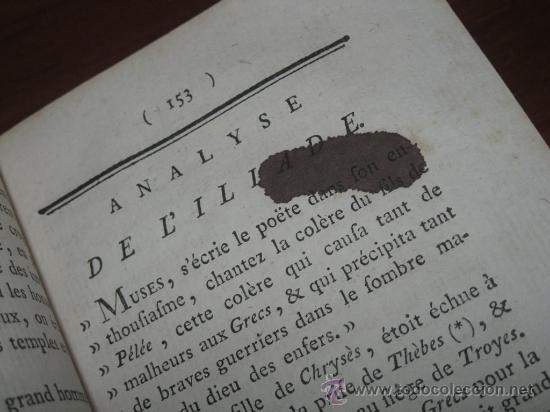 Libros antiguos: Élémens de Mythologie, Bassville, 1789. Posee 38 grabados - Foto 19 - 29356023