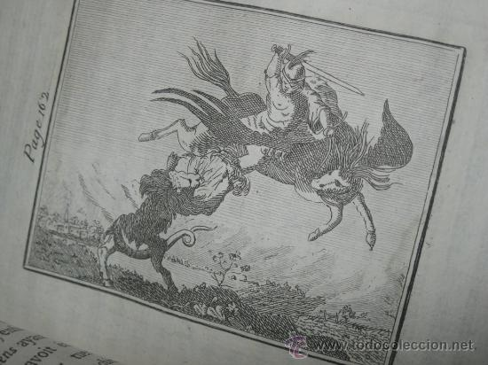 Libros antiguos: Élémens de Mythologie, Bassville, 1789. Posee 38 grabados - Foto 20 - 29356023