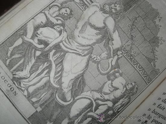 Libros antiguos: Élémens de Mythologie, Bassville, 1789. Posee 38 grabados - Foto 21 - 29356023