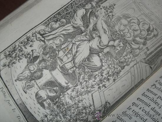 Libros antiguos: Élémens de Mythologie, Bassville, 1789. Posee 38 grabados - Foto 22 - 29356023