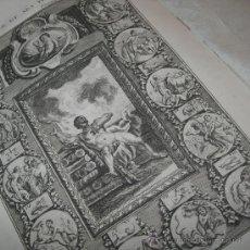 Libros antiguos: MONDE PRIMITIF, GÉBELIN, 1776. CONTIENE 12 GRABADOS. Lote 29518562