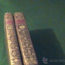 Libros antiguos: FLAVIO JOSEFO. AÑO 1791. HISTORIA DE LAS GUERRAS DE LOS JUDIOS Y DE LA DESTRUCCION DEL.... DOS TOMOS. Lote 29535296
