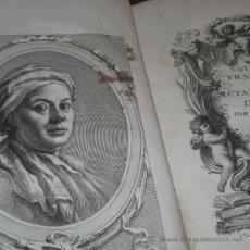Libros antiguos: LES MÉTAMORPHOSES D'OVIDE (VOL.2), DUBOIS-FONTANELLE, 1767. CONTIENE 9 GRABADOS. Lote 29553984