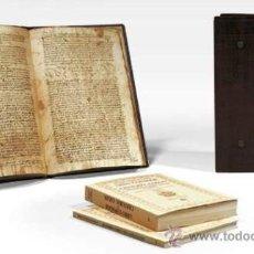 Libros antiguos: LIBRO COPIADOR DE COLÓN (S. XV-XVI). Lote 29607832