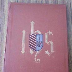 Libros antiguos: LA SANTA CASA DE LOYOLA - ESTUDIO HISTÓRICO ILUSTRADA .. POR RAFAEL PÉREZ .. 1891. Lote 29663460
