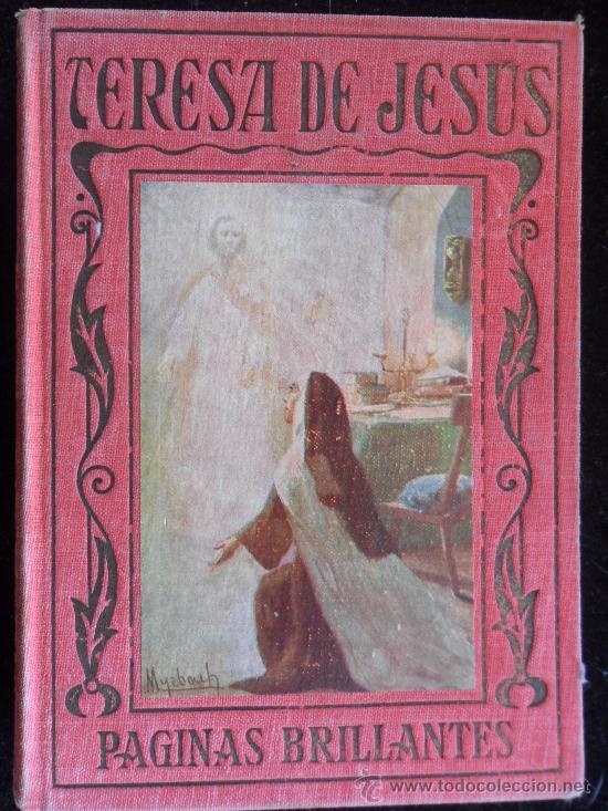 libro paginas brillantes teresa de jesus 159 pa - Comprar Libros ...