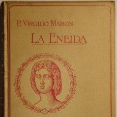 Libros antiguos: LA ENEIDA VIRGILIO MARON, P.. Lote 30179540