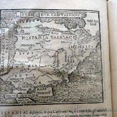 Old books - CAESARIS RERUM AB SE GESTARUM COMMENTARI - PARIS 1543 - 30349193