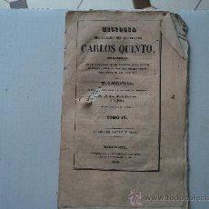 Libros antiguos: CARLOS QUINTO.. Lote 30596188