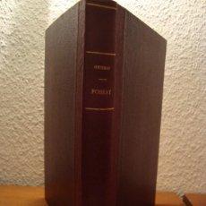 Libros antiguos: (270) POBLET - GUIA, NOTAS HISTORICO-ARTISTICAS DEL MONASTERIO, LEYENDAS Y TRADICIONES. Lote 30636362