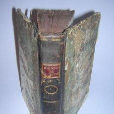 Libros antiguos: 1793 - DECADAS DE TITO LIVIO TRADUCIDAS POR PEDRO DE VEGA - DECADA PRIMERA. Lote 30702612