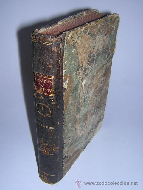 Libros antiguos: 1793 - DECADAS DE TITO LIVIO TRADUCIDAS POR PEDRO DE VEGA - DECADA PRIMERA - Foto 2 - 30702612