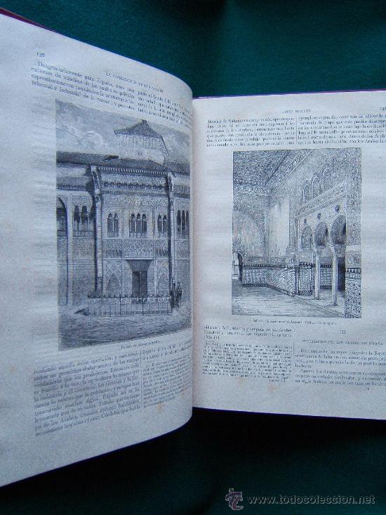 Libros antiguos: LA CIVILIZACION DE LOS ARABES - GUSTAVO LE BON - MONTANER Y SIMON - 1886 - 1ª EDICION EN ESPAÑOL - Foto 3 - 30879740