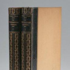 Libros antiguos: LIBRO LOS CUATROCENTISTAS CATALANES POR S.SANPERE Y MIQUEL, 2 TOMOS - AÑO 1906. Lote 30969205