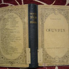 Libros antiguos: