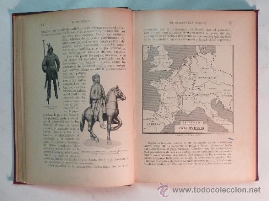 Libros antiguos: CLÍO / INICIACIÓN AL ESTUDIO DE LA HISTORIA ( COMPLETO 4 VOLÚMENES ) - Ballester - 1935 - Foto 5 - 31024923