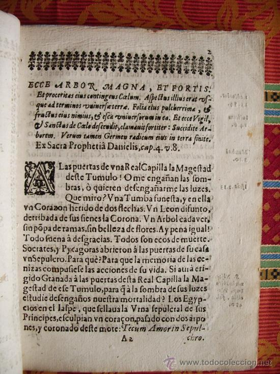 Libros antiguos: 1668c – CRÓNICA-REQUIEM DEL REY FELIPE IV. ESPAÑA. RARA Y MUY ESCASA.PUEDE PAGARSE A PLAZOS - Foto 3 - 26691844