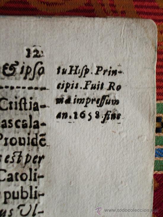 Libros antiguos: 1668c – CRÓNICA-REQUIEM DEL REY FELIPE IV. ESPAÑA. RARA Y MUY ESCASA.PUEDE PAGARSE A PLAZOS - Foto 12 - 26691844