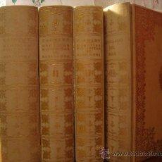 Libros antiguos: (329) MEMORIAS HISTORICAS DE BARCELONA - LIBRO DEL CONSULADO DEL MAR - 4 TOMOS -. Lote 31231802
