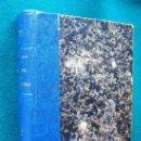 Libros antiguos: HISTORIA DE SANTO DOMINGO...-ANTONIO DEL MONTE Y TEJADA-LA HABANA-CUBA-MAPAS-1853-1ª UNICA EDICION.. Lote 31333443