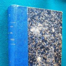 Alte Bücher - HISTORIA DE SANTO DOMINGO...-ANTONIO DEL MONTE Y TEJADA-LA HABANA-CUBA-MAPAS-1853-1ª UNICA EDICION. - 31333443