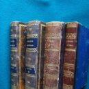 Libros antiguos: HISTORIA DE LA FRANCIA+ALBUM DE LA HISTORIA...-PIEL-500 LAMINAS-LE BAS-RARISIMOS 4 TOMOS-1841. Lote 31364865