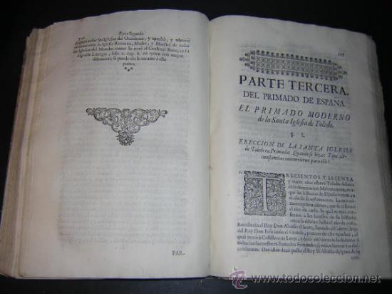 Libros antiguos: 1722 - MEMORIAL A FELIPE V POR LA PRIMACIA DE LAS ESPAÑAS DE LA IGLESIA DE SEVILLA - Foto 7 - 31613976