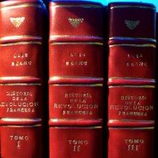 Libros antiguos: HISTORIA DE LA REVOLUCIÓN FRANCESA. Lote 31763932