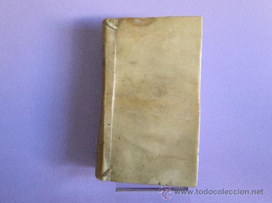 Libros antiguos: TRISTIUM. LIBRI V. y EPISTOLARUM EX PONTO. LIBRI IV. (P. OVIDII NASONIS) 1770 - Foto 7 - 31994808